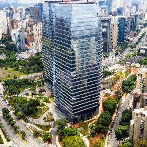 Sao Paulo Corporate Towers: Một trong những thiết kế cảnh quan ấn tượng của Diana Balmori