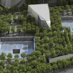 Đài tưởng niệm vụ khủng bố 11-9 -Thiết kế tối giản với sức ảnh hưởng to lớn