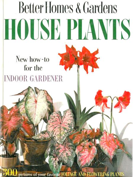 Better Homes & Gardens House Plants