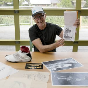 Abstract The Art of Design S01 – Ep02 Tinker Hatfield: Footwear Design