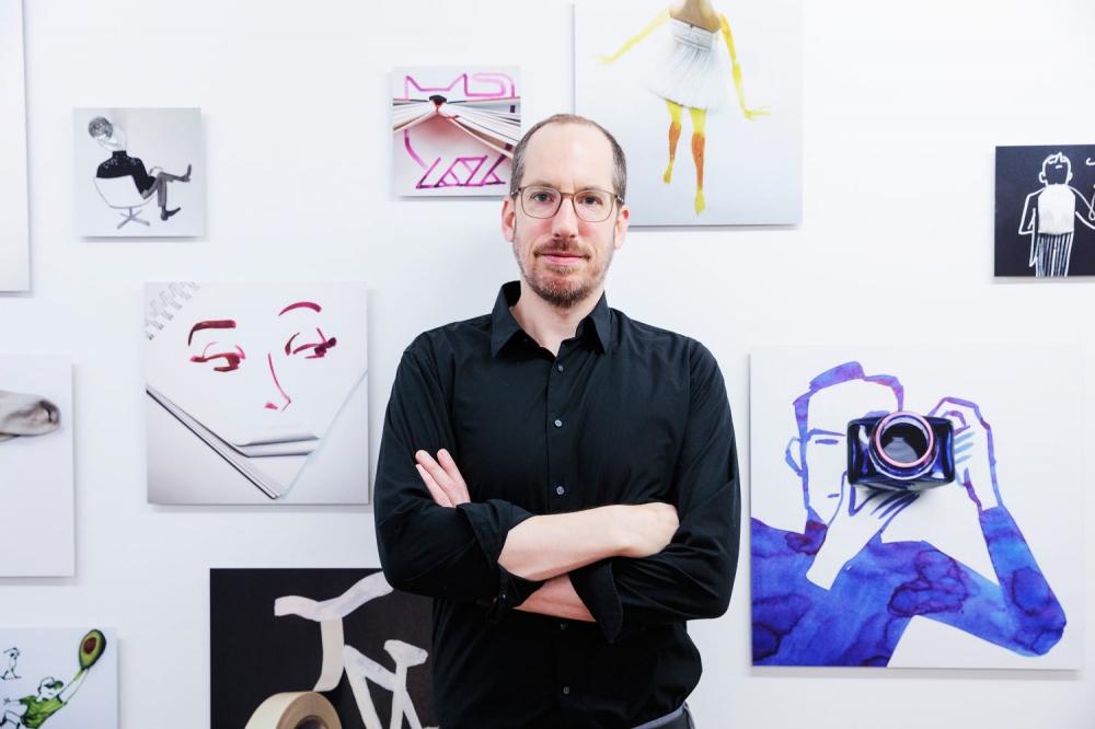 Abstract The Art of Design S01 – Ep01 Christoph Niemann: Illustration